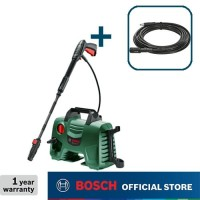 Bosch High Pressure Washer with Extension Hose 6M Easy Aquatak 110