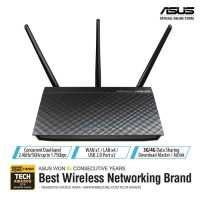 Asus RT-AC66U B1 AC1750 Dual Band Wireless Router with AiMesh