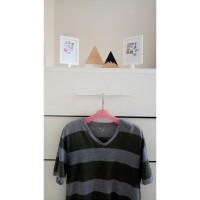 T-shirt V-neck Stripe GAP Original