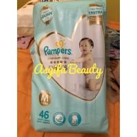 Pampers Premium Care Pants Popok Bayi Size M - 46 Pcs