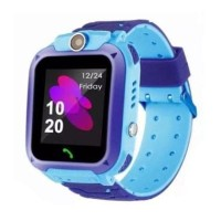 JAM TANGAN ANAK IMO SMARTWATCH ANTI AIR / JAM AIMO WARNA BIRU