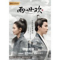 FILM SERIAL MANDARIN The Love Lasts Two Minds |4DISC/END