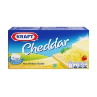 Keju Kraft Cheddar 175 gram / Keju Parut