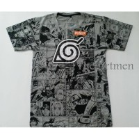 The Artmen - Kaos Naruto Comic Edition / Kaos Distro / Kaos Anak