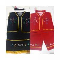 Baju dayak TK baju adat dayak pakaian adat kalimantan