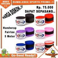 Handwrap Muaythai Fairtex OEM 5M Strap Tinju Hand Wrap Boxing Hand