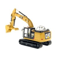 Miniatur Diecast Truk Steer Loader Cat 323ff L 85924 Skala 1/50