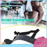 Barbel dengan Berat Adjustable untuk Latihan Otot Bisep