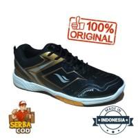 Sepatu sneakers premium local james