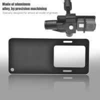 Dji Adapter Camera for for Plate GoPro 3/3+/4/5/6 Action Xiaoyi