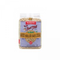 Bob s Red Mill Gluten Free Organic Old Fashioned Rolled Oats - 907 Gr