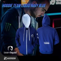 Borong Hoodie Team Liquid Official || Jaket Jumper Miracle Navi Secret