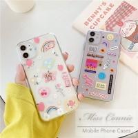 Casing Soft Case iPhone 11 Pro Max 6 6s 7 8 Plus XR X XS MAX Cute