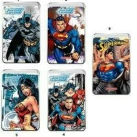 Power Bank Probox DC Justice League 7800 mAh Sanyo Cell no.1 cell in