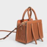 CK632 Cnk Top Handle Bag