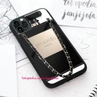 Casing case iPhone 11 X Xs 8 7 6 6s Pro Max Plus Chanel Paris Perfume