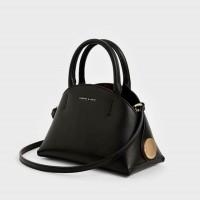 CK496 Top Handle Dome Bag