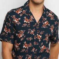MENTLI Kemeja Pria - Yustin Casual Shirt