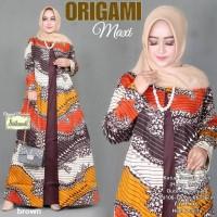 Origami batik maxy