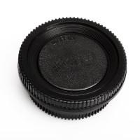 Cap Penutup Lensa Kamera Belakang Untuk Semua AF AF-S DSLR SLR