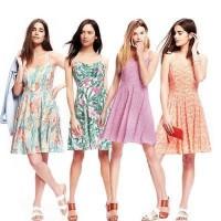 Fayza Beauty Mini Dress Pantai Casual