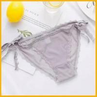 Produk Celana Dalam Wanita Transparan Gstring Cewek Model Tali Samping