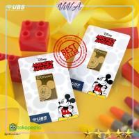 Logam Mulia UBS Disney Mickey Mouse 5 gr