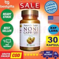 Nature'S Natures Nature Health Noni Capsules 500 Mg Imunitas Daya