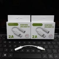 Sambungan Audio Adaptor splittet Lightning iphone 7 8 X Best Quality