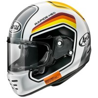 Arai SNI Rapide Neo Number Helm Full Face - White