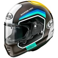 Arai SNI Rapide Neo Number Helm Full Face - Brown