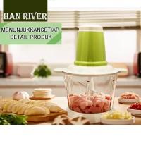 Han River Chopper 3L Jumbo Meat Grinder Food Choper Penggiling Daging