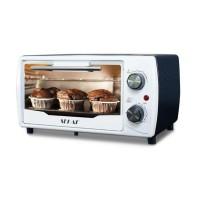 Sekai Oven Listrik 9 Liter OV 090 OV090 Elektrik Electric Toaster