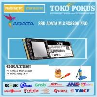 SSD Adata SX8200 Pro 1TB M.2 PCIe NVMe 1.3 Gen3x4 SX8200Pro