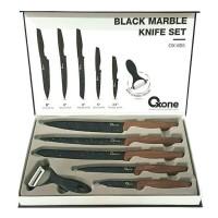 OXONE Black Marble Knife Set OX-605