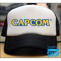 TOPI TRUCKER JARING COSTUM CAPCOM - JASPIROW SHOPPING