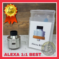 ALEXA RDA 22MM - 22 MM BEST CLONE 1:1 QUALITY SINGLE COIL INHALE