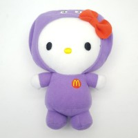 Boneka Hello Kitty Sanrio McD mcdonals happy meal second