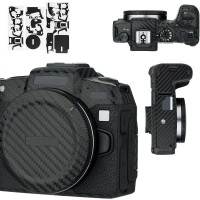 Carbon Skin Protector Sticker for Canon EOS R