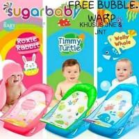 Sugar Baby Deluxe Baby Bather / Bather Sugarbaby Mandi Bayi