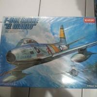 pesawat us air force F-86e sabre el diablo model kit 1/72 academy