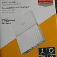 Hardisk External WD 1TB Full Anime