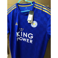 JERSEY BOLA LEICESTER CITY HOME 2019-2020 OFFICIAL GRADE ORI IMPORT