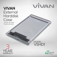 "HDD Case VIVAN VSHD1 2.5 Inch SATA USB3.0 Enclosure HDD/SSD 2.5"""