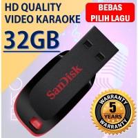 Flashdisk Lagu Karaoke BEBAS PILIH - HD Quality Video