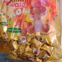 Roka Kemasan Plastik isi 80 pcs Coklat crunchy