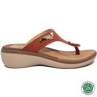Homyped Friska N51 Sandal Wanita Oranye