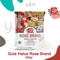 Gula Halus Tepung Gula Rose Brand 500gr