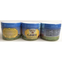 Organic Ghee Clarified Butter Mentega Minyak Samin 212 gr - Purity Far