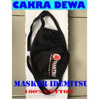 Masker Kain Lembut dari IDEMITSU Anti Debu dan VIRUS